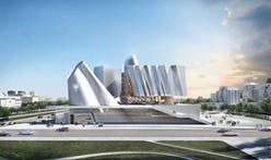 COOP HIMMELB(L)AU to Design New Albanian Parliament Building
