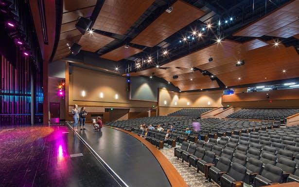 Auditorium C&N Photography