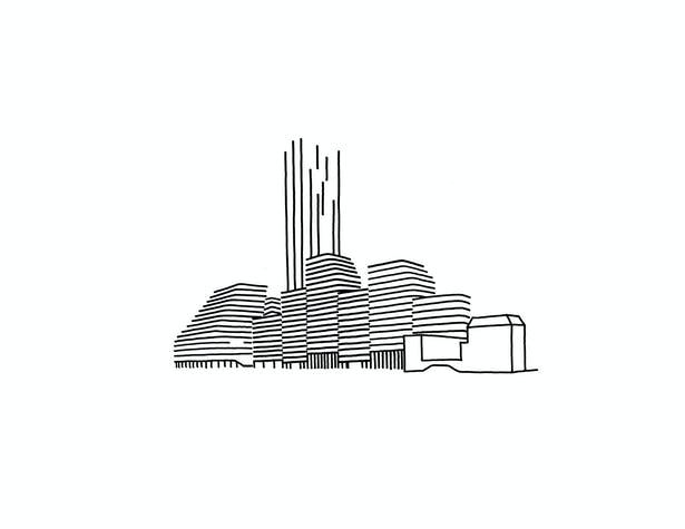 KAAN Architecten / Zalmhaven