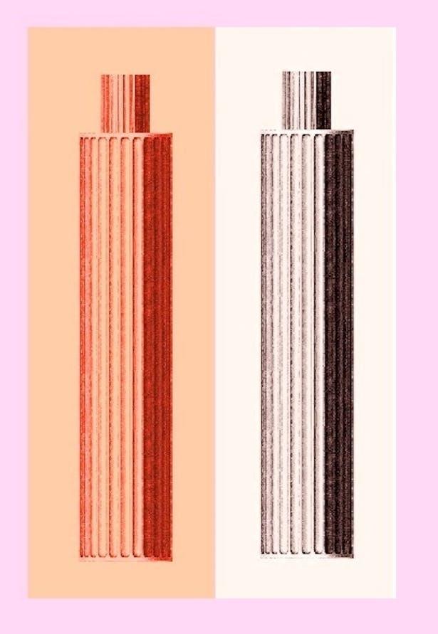 Cream tube & toothpaste tube
