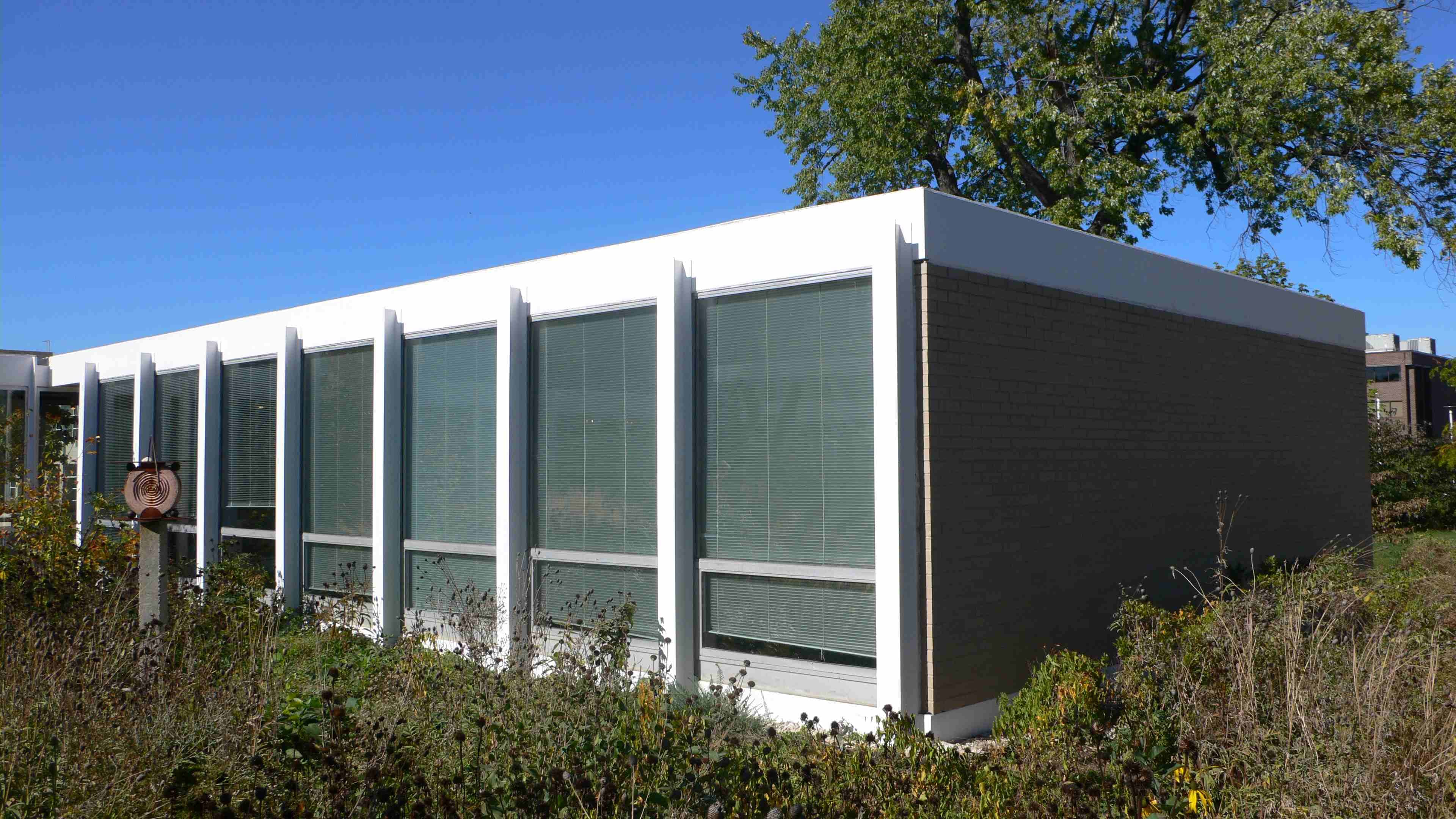 Mies' McCormick House gets an update so that people can