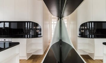 "Ten Top Images on Archinect's ""Kitchen Spaces"" Pinterest Board"