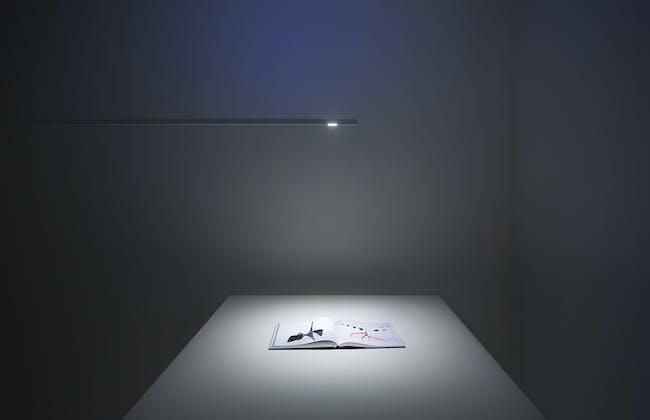Best Lighting Fixture - Davide Groppi: Fosbury. Photo credit: Azure
