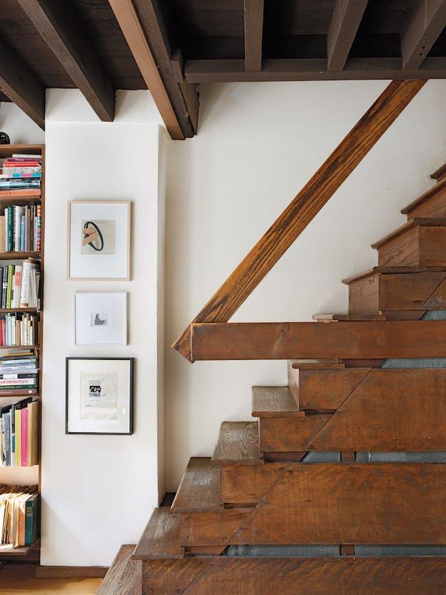 Tyng's staircase Annie Schlechter