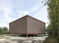 Building M - University of Antwerp