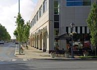 Suburban Square Masterplan