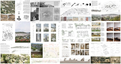 """TerraViva Competition """"The Living Museum"""" 2021 Winners"""