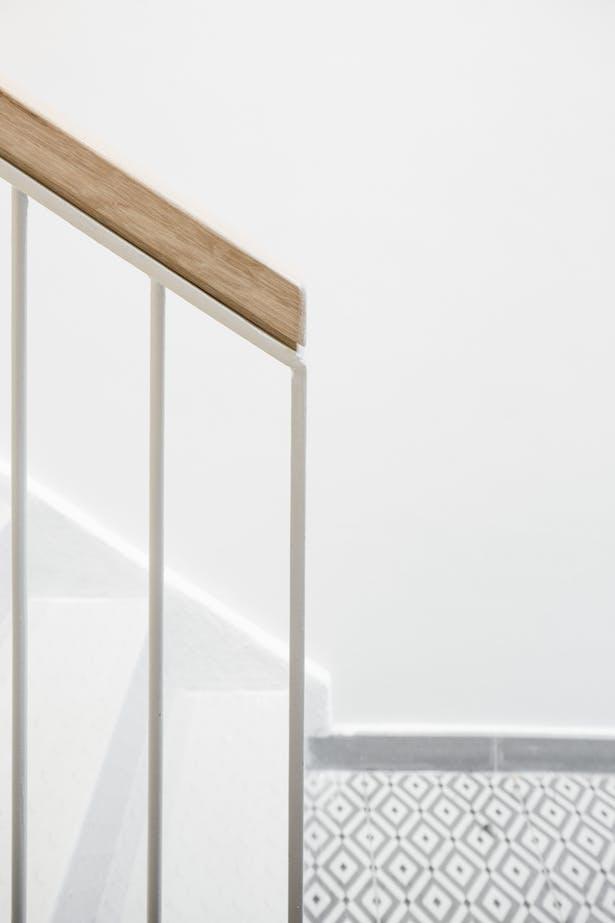 Handrail detail