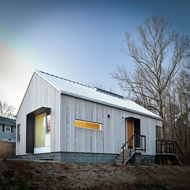 A New Norris House; Norris, TN by College of Architecture & Design, UT Knoxville (Photo: Ken McCown)