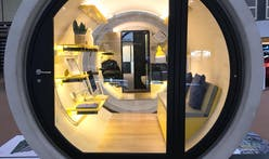 This 100 sq. ft micro-living unit made from concrete pipes is Hong Kong's newest housing solution