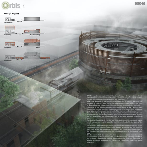 'The Revival of the Silo' competition >Orbis Project >board01
