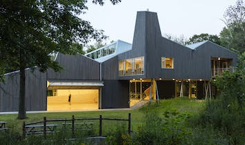 Based in New Haven, Gray Organschi Architecture Creates a Working Environment for Critical Engagement with Architecture