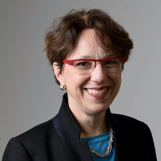 Alexandra Staub, professor of architecture, Penn State Stuckeman School. Credit: Penn State