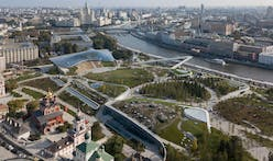 Diller Scofidio + Renfro's Moscow park sparks wild urbanism on another level