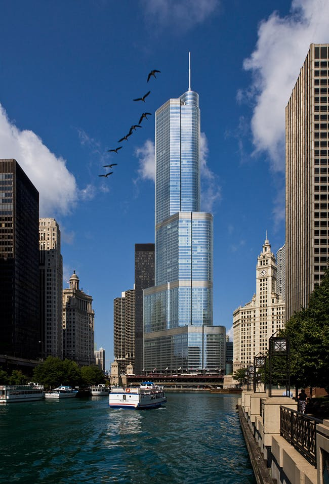 Trump International Hotel and Tower, Photo: James Steinkamp © AS+GG
