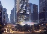 Qianhai Huaqiang Concept in Shenzhen