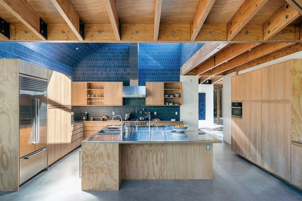 TOLO Branch House Kitchen