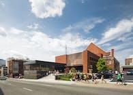 Ryman Auditorium Renovation and Expansion