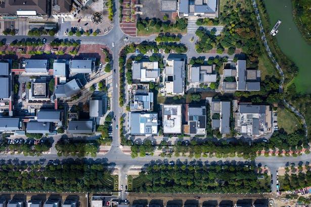 City Texture,photo: Wu Qingshan