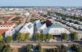MVRDV's courtyard apartment building Ilot Queyries completes in Bordeaux