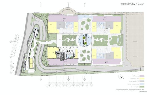 Campus Corporativo Santa Fe   Josue Sanchez   Archinect
