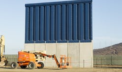 Facing backlash, companies building Trump's wall prototype seek protections