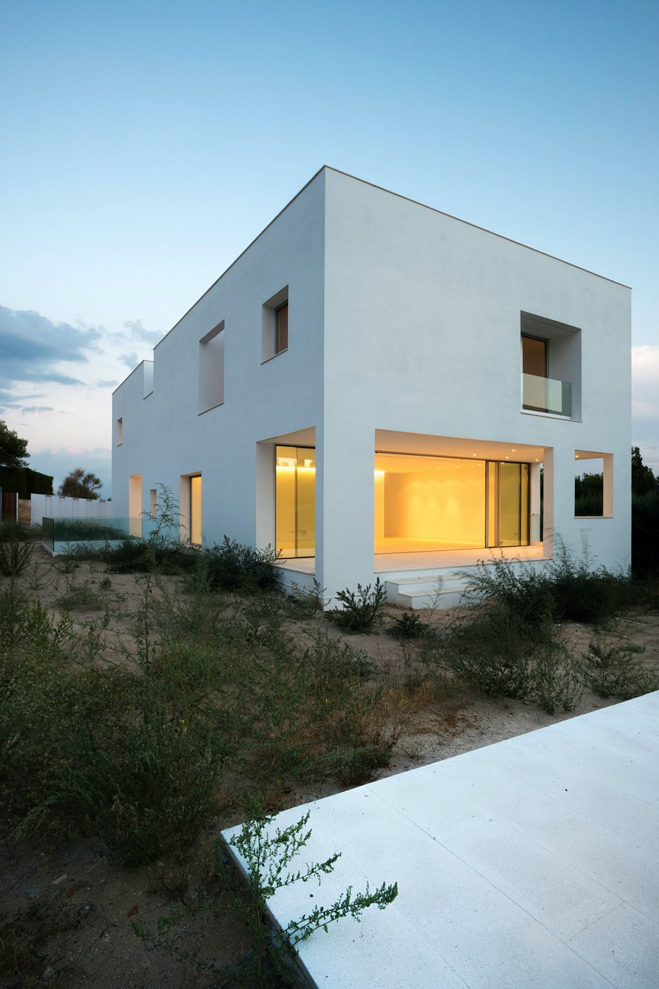 Showcase casa h by bojaus arquitectura features archinect for Arquitectura casa
