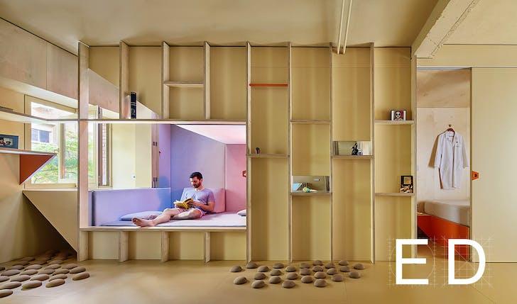 Photograph by José Hevia, courtesy of Husos Architects