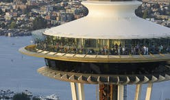 Olson Kundig's Seattle Space Needle restoration shines in new photos
