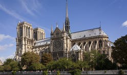 Artist says Notre Dame spire competition has stalled