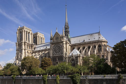 Notre Dame Cathedral. Image by Ian Kelsall from Pixabay