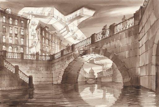 Future Bridges III, 2014.