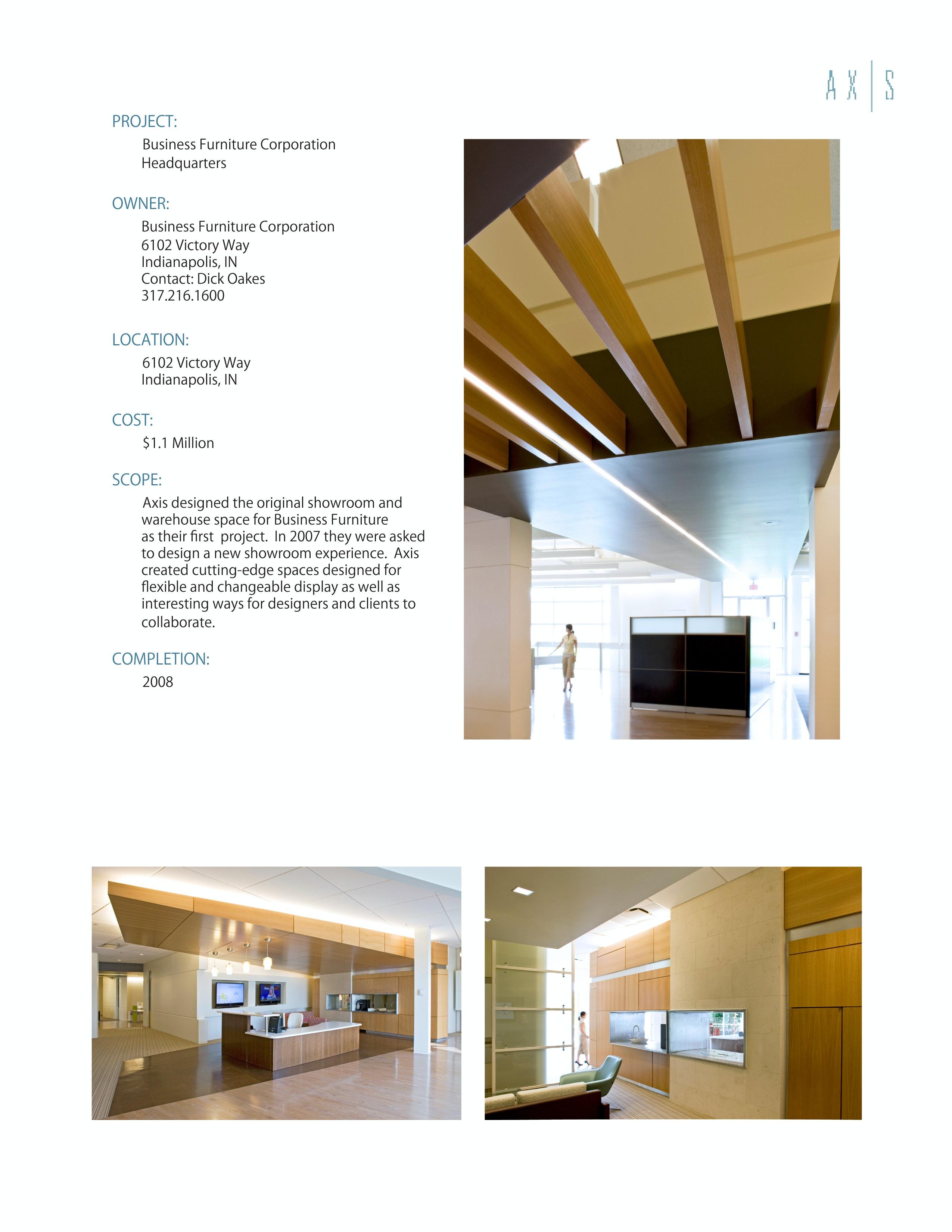 Attrayant Business Furniture Corporation Headquarters
