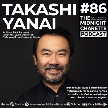 Dropping out of school to become an Architect? It worked for Takashi Yanai - Podcast Ep #86