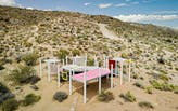 A Day At Space Saloon: Exploring Experimental Architecture in the High Desert of California