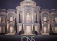 Magnificent Palace Exterior Design