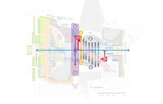 L.A. Metro Union Station master plan - Final Phase 4