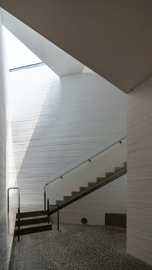 Cbf Cement Board Fabricators Residential Projects: New Preview Photos Of Steven Holl Architect's Kennedy