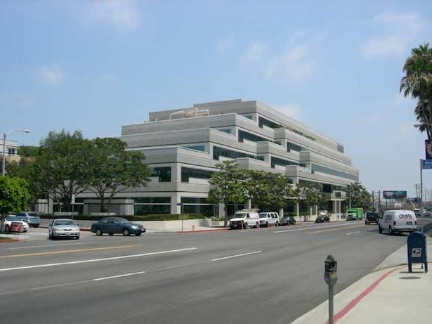 WESTWOOD TERRACE OFFICE BUILDING 1640 SEPULVEDA BLVD., LOS ANGELES