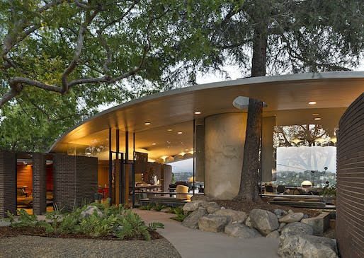 Docomomo US is still accepting nominations for the annual Modernism in America Awards. Pictured here is one of 2019's Design Award of Excellence winners: Silvertop, designed by John Lautner, rehabilitated by Bestor Architecture. Photo: Tim Street-Porter.