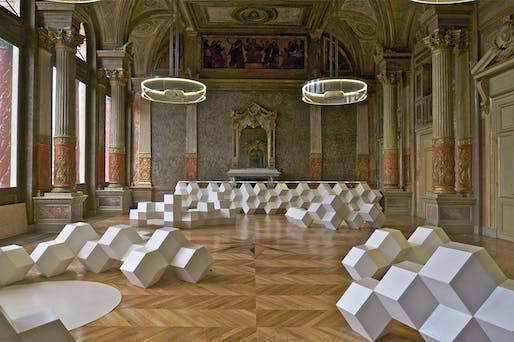La Gaîté Lyrique – Digital Art Center in Paris, France, 2010. Photo: Philippe Ruault/Vincent Fillon.