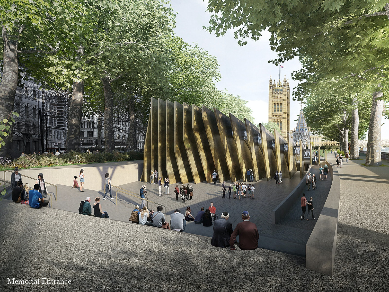 UK Holocaust memorial plan faces resistance from Royal Parks