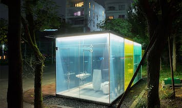 The Tokyo Toilet Project: Pritzker Prize winners Shigeru Ban, Tadao Ando, Toyo Ito, and Fumihiko Maki among designers of new public restrooms