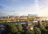LWK + PARTNERS reveals design for Hunan OCT Caoqiao Cultural Commercial Street