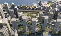 Safdie Architects' design for the ORCA mega-development in downtown Toronto finally clears a major hurdle