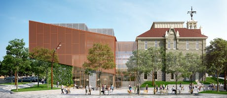 Aurora Cultural Centre