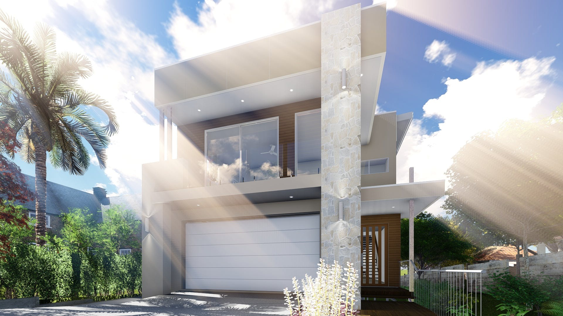 Small Lot Home Designs Brisbane Blueprint Designs Archinect