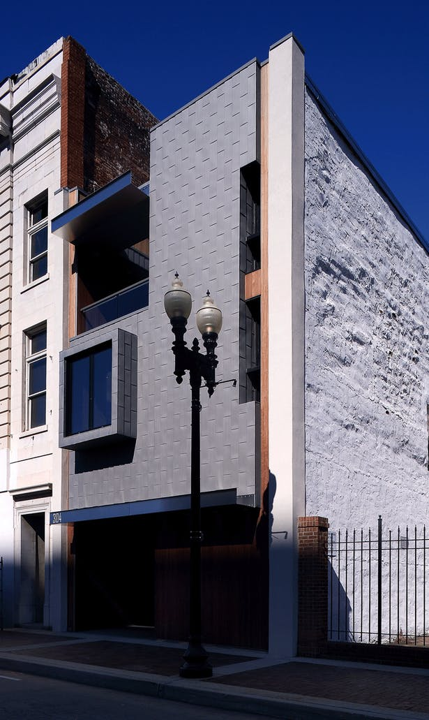 304 South Gay Street Sanders Pace Architecture Archinect