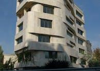 Niayesh Office Building ,Tehran, Iran