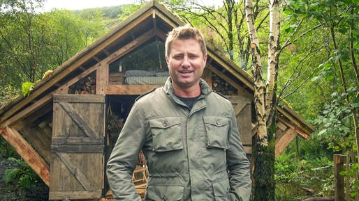 George Clarke's Amazing Spaces. Image courtesy of Channel 4.